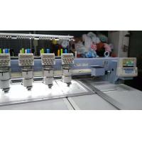 5.7 Inch Pattern Display Barudan Embroidery Machines 6 Head 380V  50Hz 1500W Manufactures