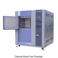 Buy cheap Thermal Shock Test Temperature Cycling Chamber / Thermal Test Chamber 316L Internal Volume from wholesalers