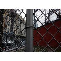 Buy cheap hot dipped galvanized chain wire mesh fence  2 x 2 mesh opening from wholesalers