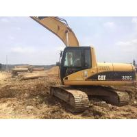 China used CAT 320C excavator caterpillar 320C, also 320BL, 320D, 325bl, 325D, 330BL on sale