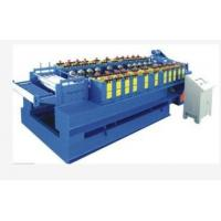 Buy cheap Full Automatic Metal Door Frame Roll Forming Machine with Hydraulic Galvanized Steel from wholesalers