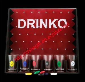 Drinko Shot Drinking Wine Table Game Set Manufactures