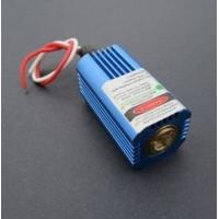 Constant Current 532nm 3-5V 50mW  Green Dot Beam Laser Module With Aluminium Heat Sink And Anti-access Protection Manufactures