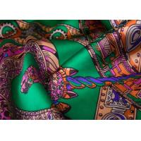 Buy cheap Durable Patterned Printed Silk Fabric 22 D For Bedding / Dress / Garment from wholesalers