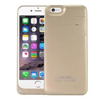 Buy cheap Gold Man Rechargeable Iphone 6 Plus Charging Case Phone Battery Case from wholesalers