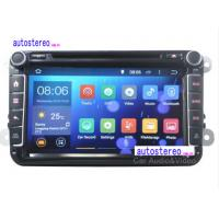 Buy cheap 3G WiFi Android 4.2.2 Car Stereo Sat Nav for VOLKSWAGEN TOURAN PASSAT CADDY POLO from wholesalers