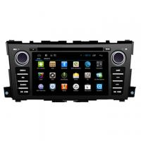 Buy cheap In Dash Stereo Navigation System for Car with DVD Radio Player for Nissan Teana 2014 from wholesalers