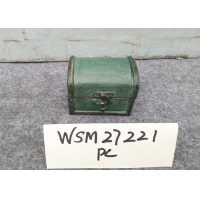 Buy cheap 1KG 9x6.5x7 Decorative Painted Wooden Boxes For Garden from wholesalers