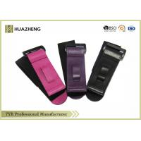 Buy cheap Colored Reusable Elastic Hook And Loop Strap For Belt 35MM X 400MM from wholesalers