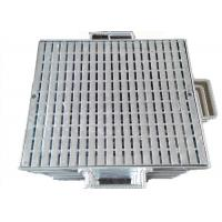 Buy cheap HDG Finishing Galvanised Drain GrateOutside Heavy Duty Trench Grate And Frame from wholesalers