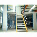 Buy cheap Mezzanine rack from wholesalers