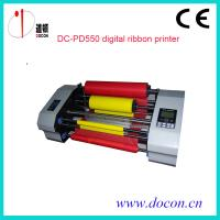 Buy cheap hot stamping machine,digital ribbon printer DC-PD550 from wholesalers