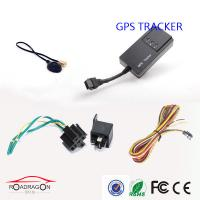 Buy cheap Waterproof Motorcycle GPS Tracker GSM LBS And Online Call Location from wholesalers