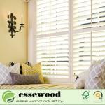 Buy cheap Australia Standard Bi-Fold Sliding PVC Window Plantation Shutter / Blinds from wholesalers