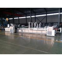 Buy cheap Automatic Carton Folding Gluing Machine / Corrugated Carton Making Machine product