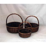 Buy cheap Wicker basket from wholesalers