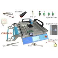 China High Accuracy Small SMD / SMT Pick And Place Machine , SMT 48VA Chip Mounter Machine on sale
