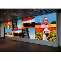 Buy cheap High Definition Indoor Full Color P1.667 200x150mm Pitch Panel LED Display Screen from wholesalers