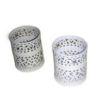 Buy cheap Carved Pen Holder, Promotion Gift, Desktop Organizer, Office Stationery, Metal Craft (B802H-209) from wholesalers