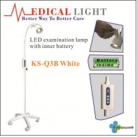 Wholesale Minston LED Surgical Lamp Ks-Q3b with Inner Battery Mobile White Color from china suppliers