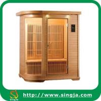 Buy cheap Fashion Cedar Infrared Sauna Cabin with CD Player(ISR-06) product