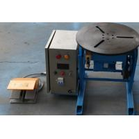 Buy cheap 1000mm Table And Chuck Rotary Welding Positioners Vfd Control Tilting And Rotation from wholesalers