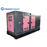 Wholesale 313kva / 250KW Three Phase Water Cooled Diesel Generators NTA855-G1B from china suppliers