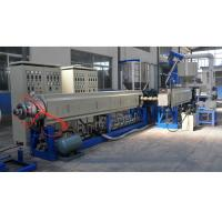 Double screw PS Foam Sheet Extrusion Line , Foam Board Production Line Manufactures