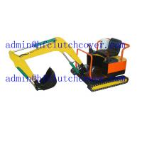 Buy cheap China coal group Amusement Kid Game Excavator For Sale / Children Excavator / Kids Electric Toys Excavator for sale from wholesalers