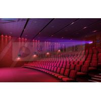 Wholesale Motion Theater Chair Cinema 3D System With Projectors / Sound System from china suppliers