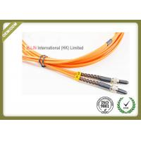Buy cheap SMA Optical Patch Cord , Simplex / Duplex Fiber Optic Patch Cables  from wholesalers
