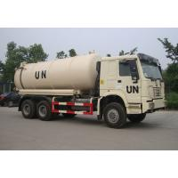 Wholesale 6×4 Drive Type Sewage Suction Truck With Pump With Hydraulic Control System from china suppliers