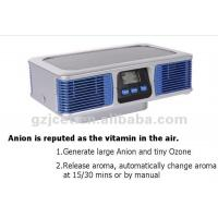 Buy cheap Wireless And Automatic Fragrance Changing Solar Car Purifier With 3000,000 Negative Ions from wholesalers