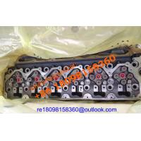 China Perkins Industrial Diesel Engine Spare Parts, 1106 C6.6 CAT(caterpillar) parts, CYLINDER HEAD 4181V058 T417983 4181V019 on sale