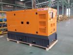 Buy cheap 75 kva/60kw cummins silent diesel generator set (4BTA3.9G11)GDC75*S from wholesalers