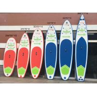 Lightweight PVC Inflatable Boat Windsurf Board / Wakeboarding Boats Manufactures