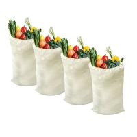 Buy cheap Eco Friendly Recycled Shopping Bag ,  Produce Cotton Vegetable Bags Daily Usage from wholesalers