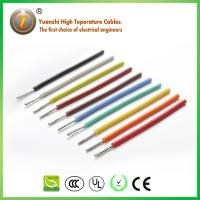 Buy cheap TEFLON INSULATION WIRE UL1330/1331 from wholesalers