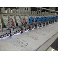 Buy cheap Tai Sang  embroidery machine excellence model 444(4 needles 44 heads embroidery machine) from wholesalers