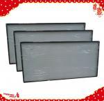Buy cheap 915x610x69mm laminar air flow h13 h14 mini pleat hepa air purifier / hepa filters from wholesalers