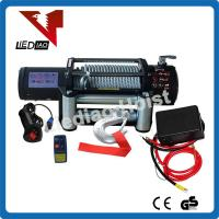 Buy cheap Off Road 12000lbs 12V Electric Winch from wholesalers