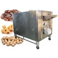 Buy cheap Small Multi - Functional Nuts Roasting Machine / Industrial Cocoa Bean Roasting Machine from wholesalers