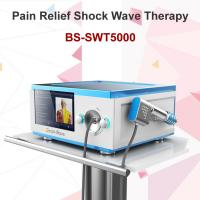Buy cheap physiotherapy shoulder treatment calcific tendinitis shock wave therapy equipment for sports injury and pain relief from wholesalers