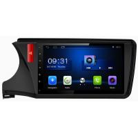 Buy cheap Ouchuangbo car 1080P video stereo for Honda City 2015 with wifi DVR Bluetooth music android 8.1 system from wholesalers