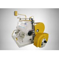 Buy cheap Small Size Die Cutting Creasing Machine Fast Cutting Speed For Packing Industry from wholesalers