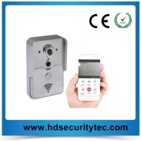 low price wifi doorbell P2P E-cloud doorbell support PIR and Tample alarm up to 720p wireless doorbell Manufactures