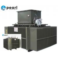 Buy cheap Overload 6.6 KV - 2000 KVA Oil Immersed Transformer Compact High Voltage from wholesalers