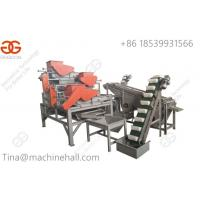 Wholesale Almond  three-stage Shelling Machine for sale Almond shelling machine supplier China from china suppliers