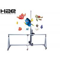 Buy cheap Zeescape Wall Art / Wall Sticker Printing Machine 360dpi 720dpi 1440dpi  Resolution from wholesalers