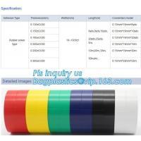 Buy cheap PVC Insulation tape,Electronic Double Sided Tape for various bonding,Sequence Tape Electronic Component Tape 6mm*3000m from wholesalers